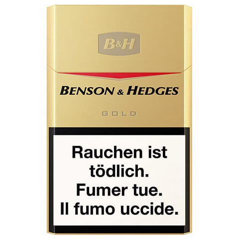 Benson & Hedge Gold