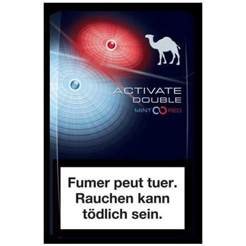 Camel Activate Double Red