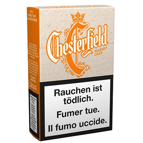 Chesterfield Naked Leaf