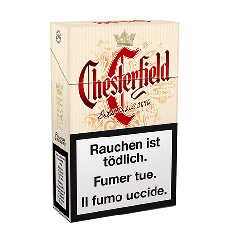 Cigarettes Chesterfield Original