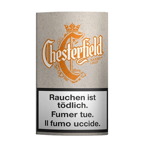Tabac à rouler Chesterfield sans additifs
