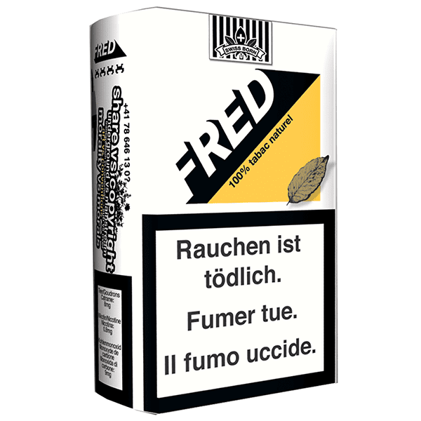 Fred Classic paquet souple