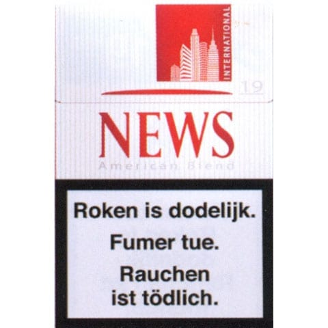 Cigarettes News Rouge