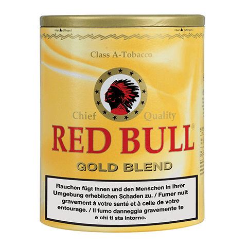 Tabac à rouler Red Bull Gold Blend