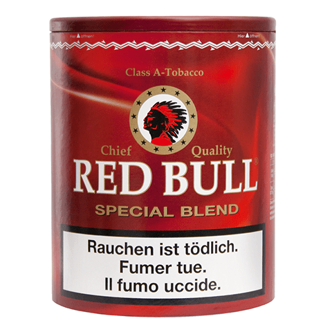 Tabac à rouler Red Bull Special Blend